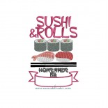 Sushi & Rolls - homemade by
